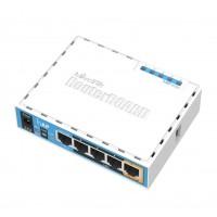 MikroTik RB952Ui-5ac2nD (5 x 10/100) Bezprzewodowy punkt dostępowy